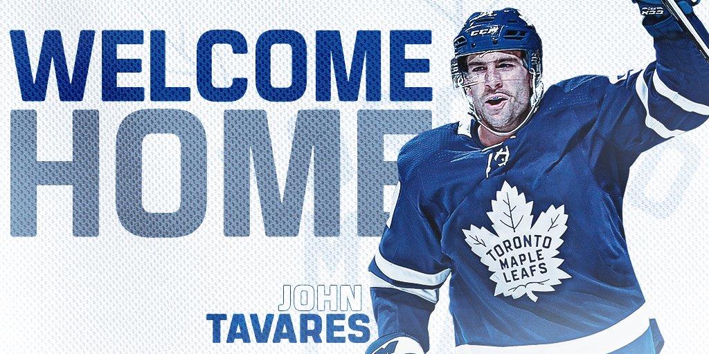 71f0ce3939aa7 Sedm let v Torontu. John Tavares si plní dětský sen | NHL.CZ